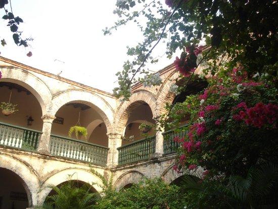 Convento La Popa de la Galera : arcos de medio punto