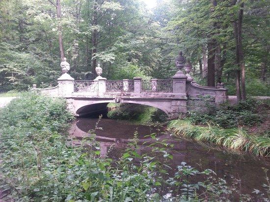 Nymphenburg Palace : bridge