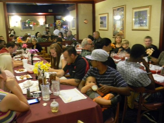 Cuba Pichy's Cuisine: Friday Night!