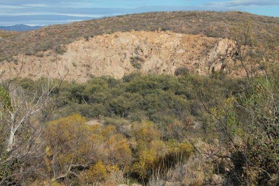 The Presidio of Santa Cruz de Terrenate: View from the Presidio