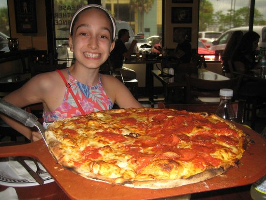 "Anthony's Coal Fired Pizza : 16"" Pizza"