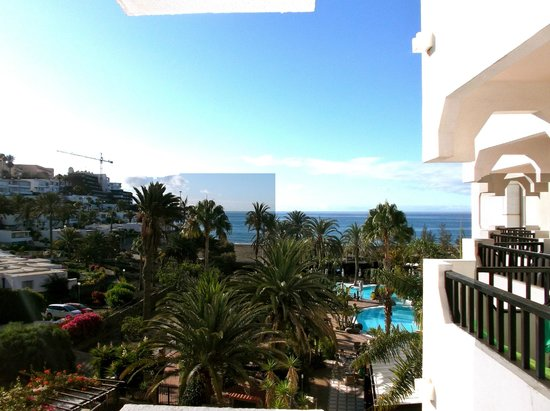 IFA Beach Hotel : View from the balcony