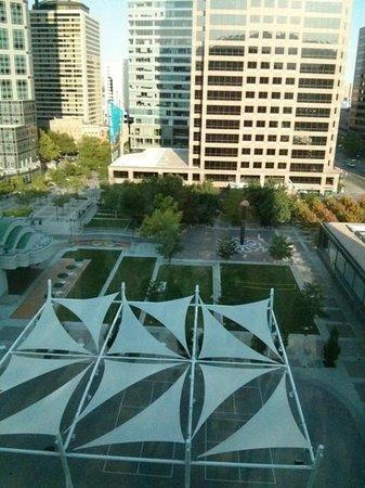 Salt Lake City Marriott City Center: Our view...