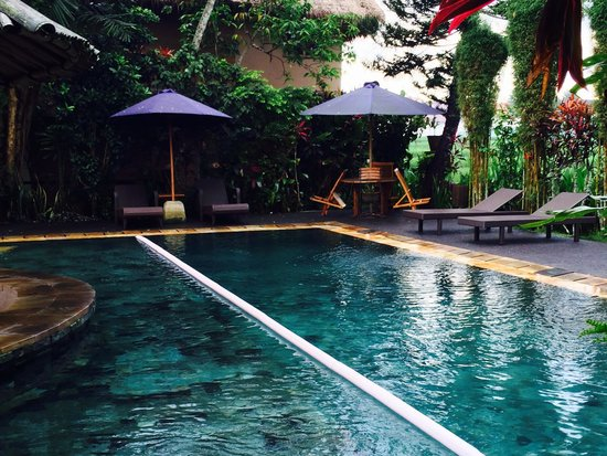 Tegal Sari: Public swimming pool