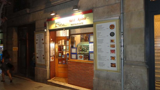 Xaica Restaurant : Gatuvy