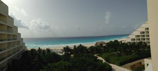 Live Aqua Cancun All Inclusive: Panoramica desde la habitacion