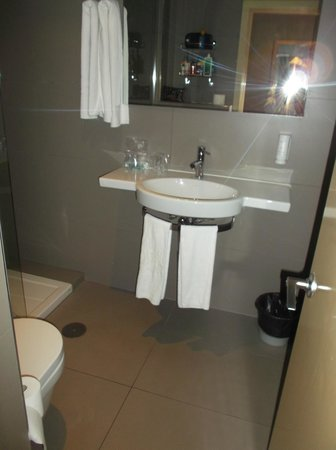 IFA Beach Hotel : Shower room