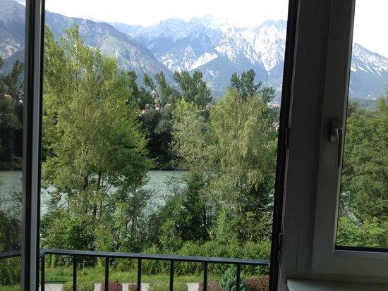 Gasthof Badl: View from window