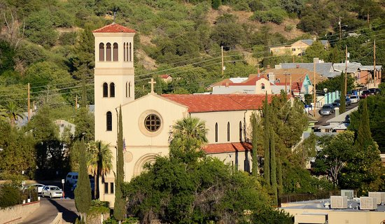 Nogales, AZ: Sacred Heart Church