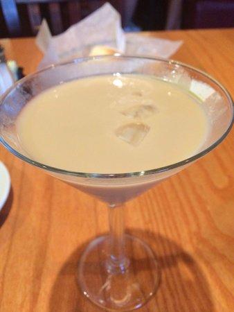 Lui Lui: Espresso martini .... Yummy