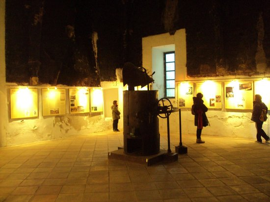 Parque Natural del Monasterio de Piedra: Exposición sobre la historia del chocolate, en el monasterio.
