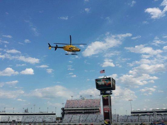 Richmond International Raceway: pre race