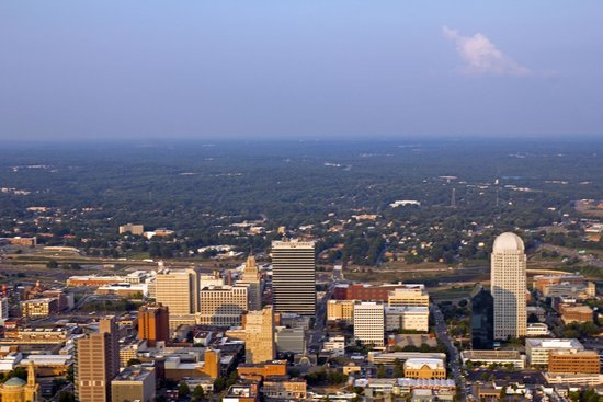 Papa Tango Aviation: Winston Salem Skyline