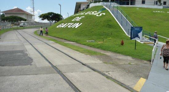 Canal de Panamá: Entrada visitação