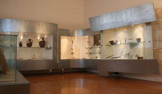 Atina, Italie: Interno del museo