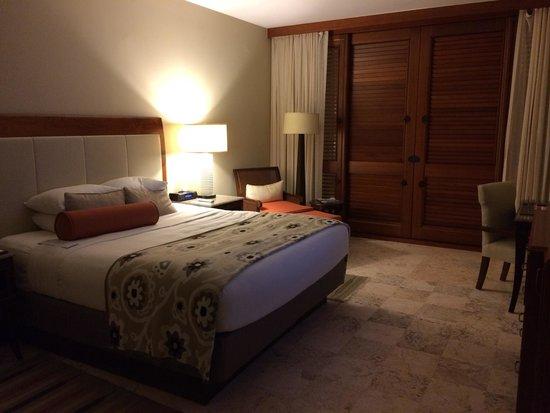 Santa Barbara Beach & Golf Resort, Curacao: Our room- 2131