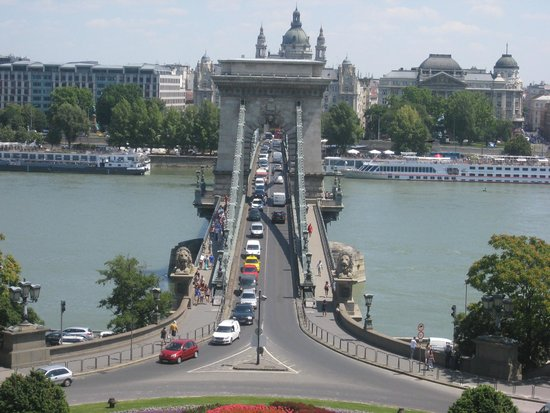 Free Budapest Walking Tours: Buda from the Pest Side