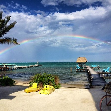 Colinda Cabanas : Rainbow upon arrival