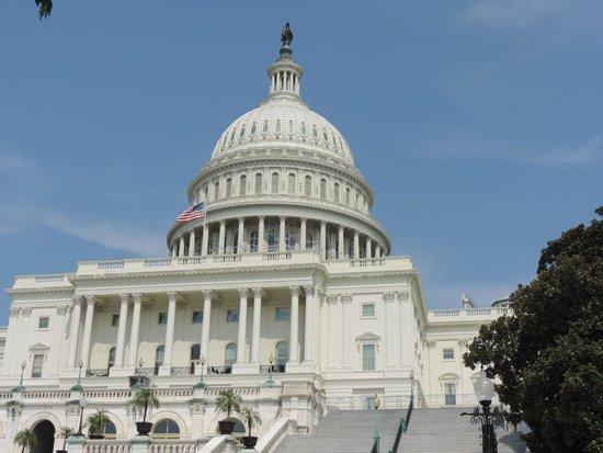 U.S. Capitol: o Prédio