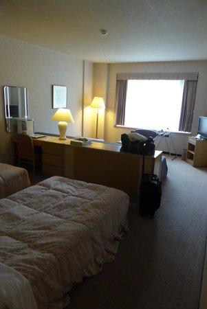 Hotel Tangram : ツインルーム(4名まで対応)