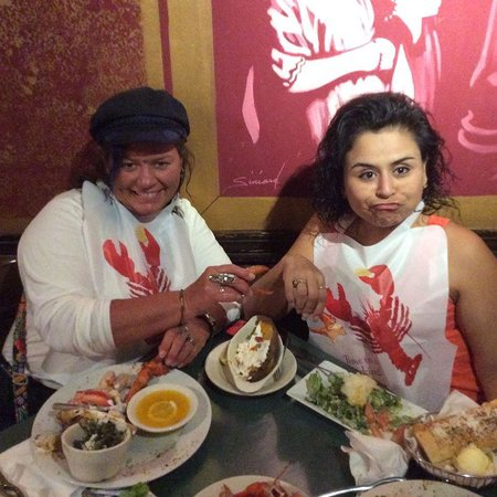 Estrella Steak, Lobster & Seafood House: Friday 7-18-2014, Star Steak & Lobster House