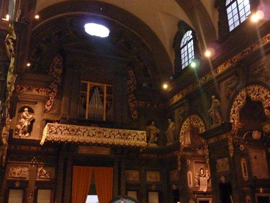 Via de' Tornabuoni: Eglise San Gaetano - un autre endroit