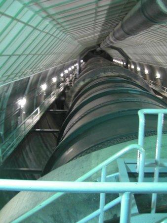 Hoover Dam: Inside the dam