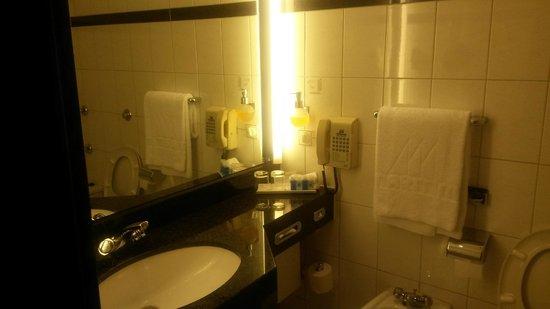 Maritim Hotel Frankfurt / Main: Banheiro