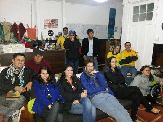 Makus Hostel: Mundial Brasil 2014