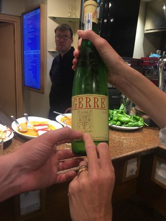 Mimo San Sebastian: Cidra...jumm