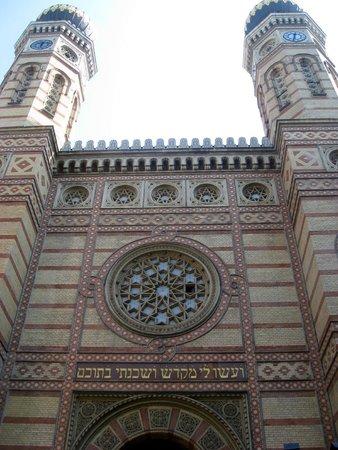 Great / Central Synagogue (Nagy Zsinagoga): Central Synagogue