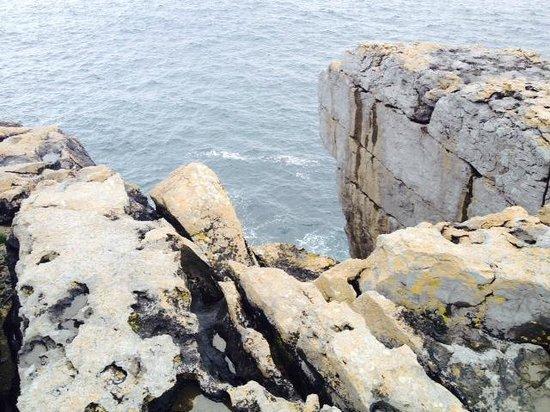 Barratt Tours : Burren lands on the way to the Cliffs