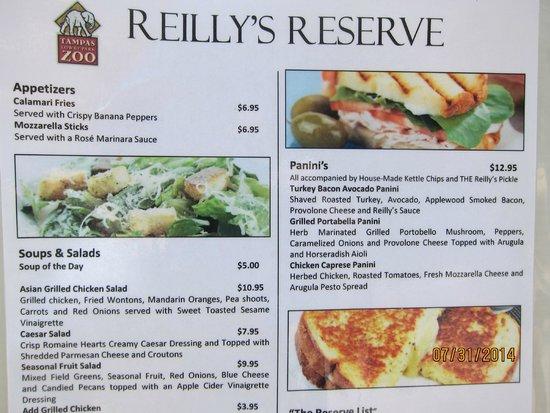 Restaurants Near Lowry Park Zoo Best