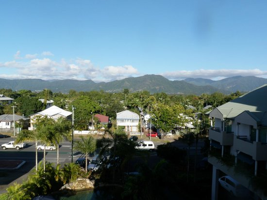 Cairns Sheridan Hotel: View