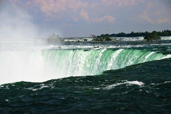 Embassy Suites by Hilton Niagara Falls Fallsview Hotel : Falls view