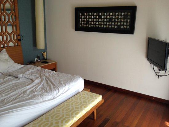 Maca Villas & Spa : bedroom