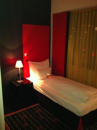 angelo Hotel Munich Leuchtenbergring : Номер для одного