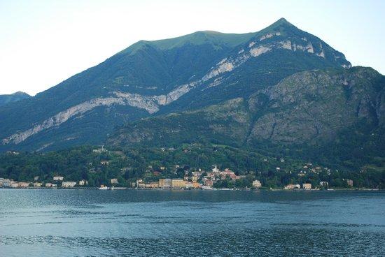 Grand Hotel Villa Serbelloni : View from the room