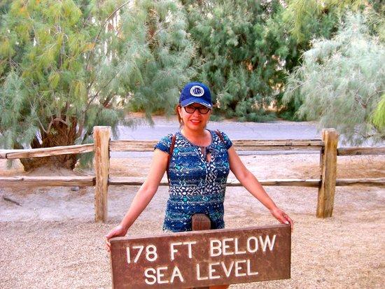 Furnace Creek Inn and Ranch Resort: Wow!