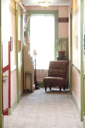 Connor Hotel of Jerome: Hallway