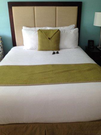 Silver Palms Inn: La chambre