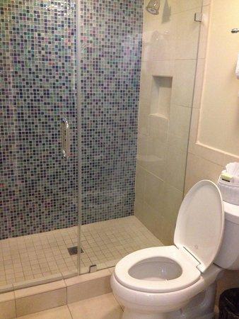 Silver Palms Inn: Salle de bain