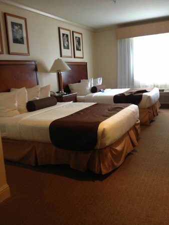 BEST WESTERN PLUS All Suites Inn: Room 219