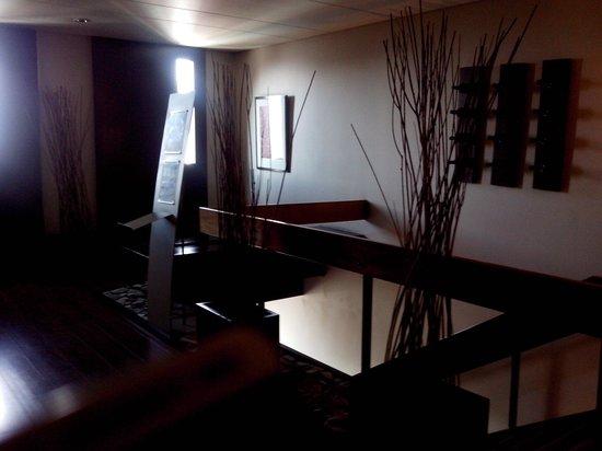 Hotel Aconcagua: Hall do 8° andar.