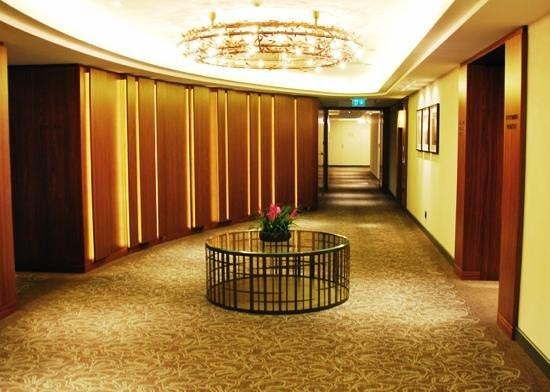 Hilton Kyiv: Seventh Floor Passage
