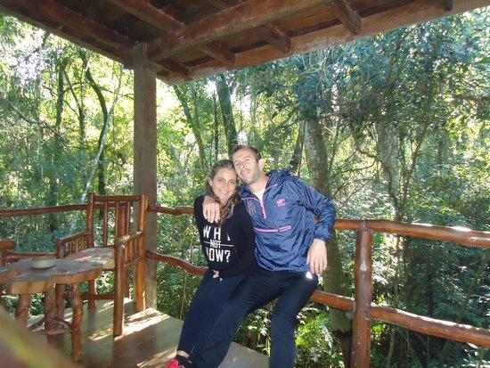 La Aldea de la Selva Lodge: Un rincon para contemplar la naturaleza