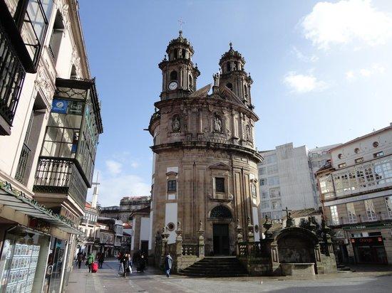 Iglesia de la Virgen Peregrina : Capela da Virgem Peregrina