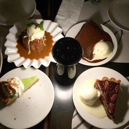 PS Cafe: Brilliant desserts! True stars of P.S.