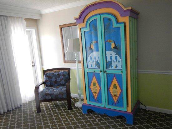 Ocean Key Resort & Spa: suite