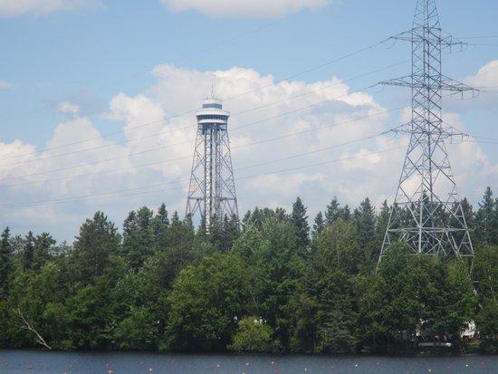 Auberge Gouverneur Shawinigan: Tour d'observation, Cité de l'Énergie